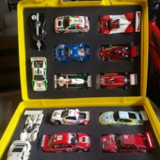 Scalextric: MALETIN DE SCALEXTRIC CO 16 COCHE.. Lote 213659855