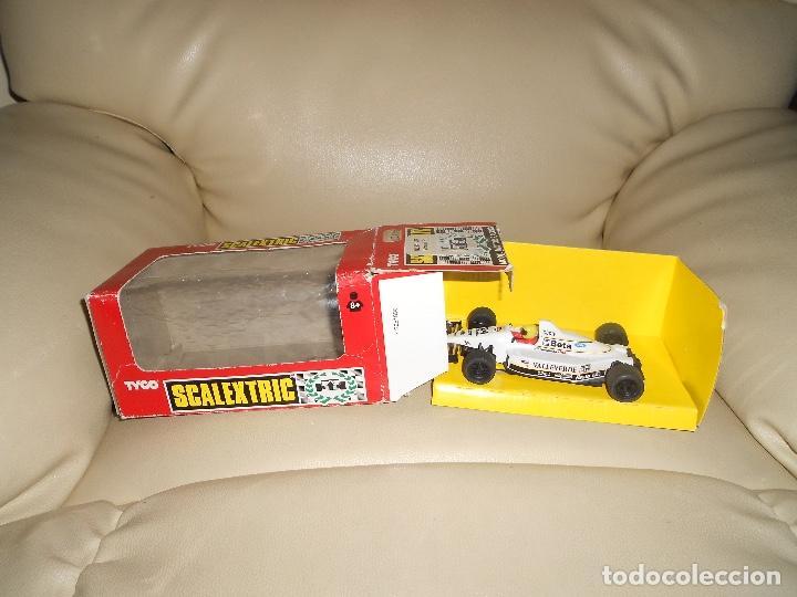 SCALEXTRIC. EXIN. MINARDI F1 VALLEVERDE. REF. 8374 TYCO (Juguetes - Slot Cars - Scalextric Tyco)
