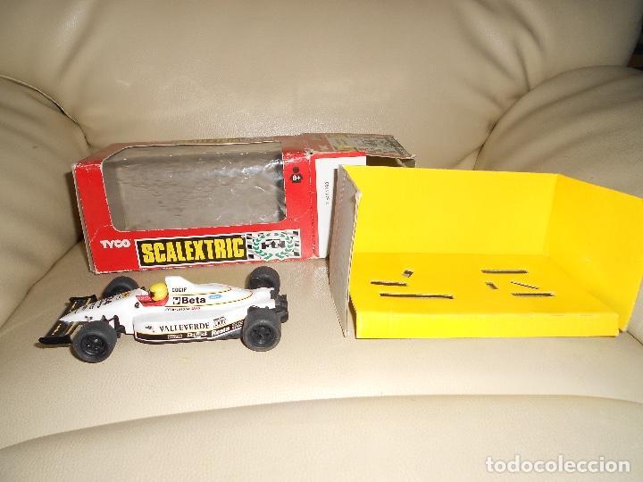 Scalextric: Scalextric. Exin. Minardi F1 Valleverde. Ref. 8374 TYCO - Foto 2 - 217032802