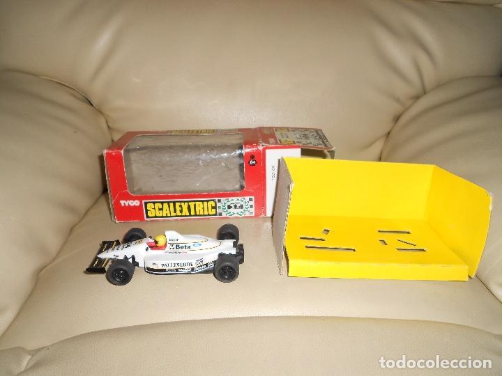Scalextric: Scalextric. Exin. Minardi F1 Valleverde. Ref. 8374 TYCO - Foto 3 - 217032802