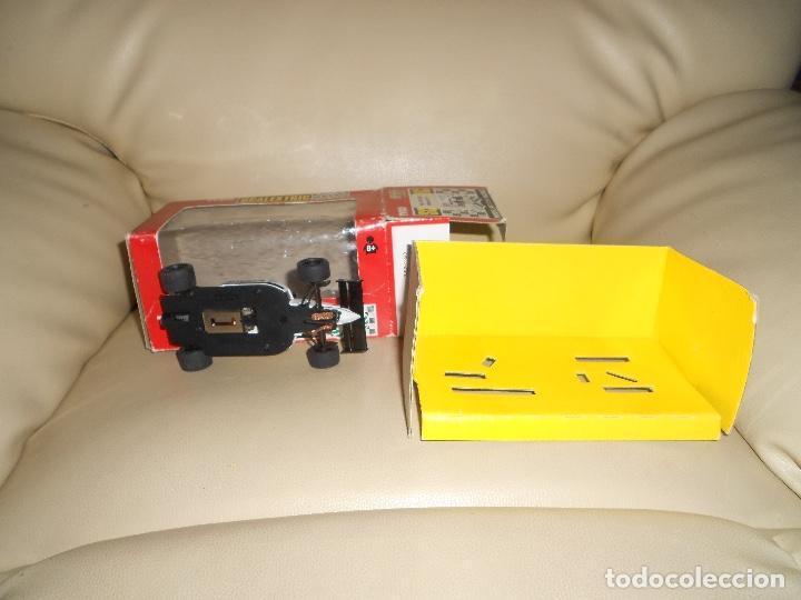 Scalextric: Scalextric. Exin. Minardi F1 Valleverde. Ref. 8374 TYCO - Foto 5 - 217032802