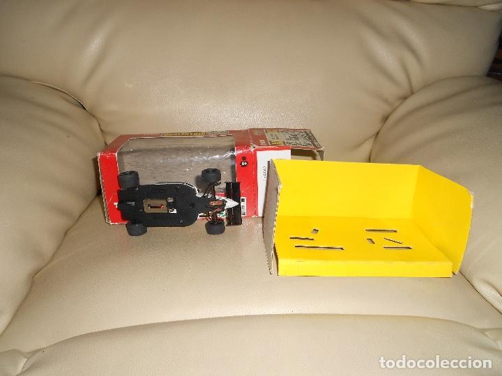 Scalextric: Scalextric. Exin. Minardi F1 Valleverde. Ref. 8374 TYCO - Foto 7 - 217032802