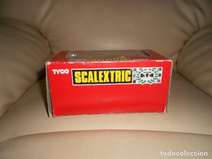 Scalextric: Scalextric. Exin. Minardi F1 Valleverde. Ref. 8374 TYCO - Foto 10 - 217032802
