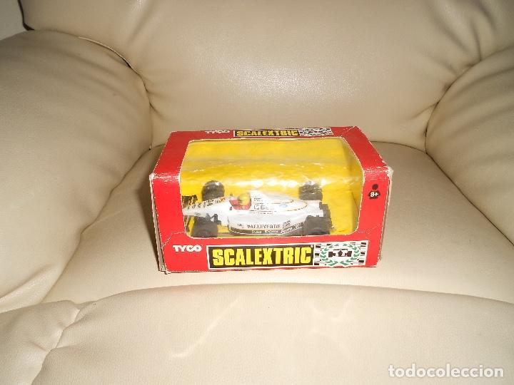 Scalextric: Scalextric. Exin. Minardi F1 Valleverde. Ref. 8374 TYCO - Foto 12 - 217032802