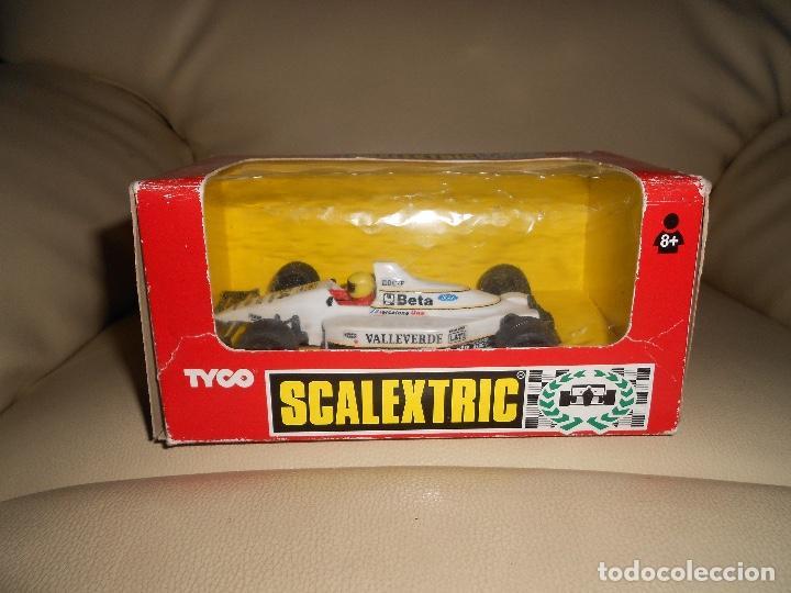 Scalextric: Scalextric. Exin. Minardi F1 Valleverde. Ref. 8374 TYCO - Foto 13 - 217032802