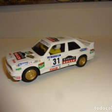 Scalextric: SCALEXTRIC. BMW M3 RADIANT RALLY. BASSAS. Lote 218988010