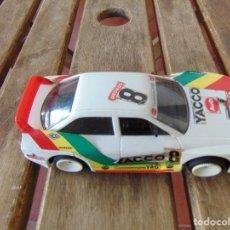 Scalextric: COCHE DE PISTA AUDI 90 GTO DE SCALEXTRIC SCX. Lote 220872288