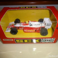 Scalextric: SCALEXTRIC. FORMULA INDY LOLA FORD. REF. 83470. Lote 221440182