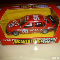 Scalextric: SCALEXTRIC. VOLVO 850T ROJO BROCK. REF. 8392. Lote 221446605