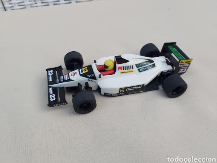 MINARDI F1 VALLEVERDE SCALEXTRIC TYCO (Juguetes - Slot Cars - Scalextric Tyco)