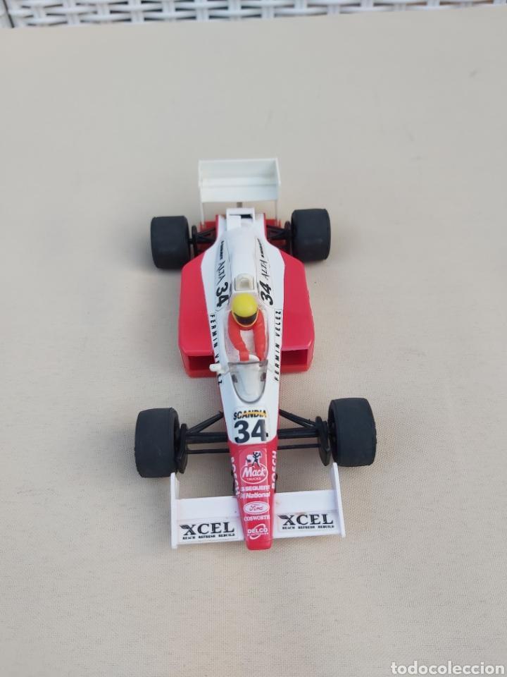 Scalextric: Ford indy Scandia scalextric tyco - Foto 2 - 222161300