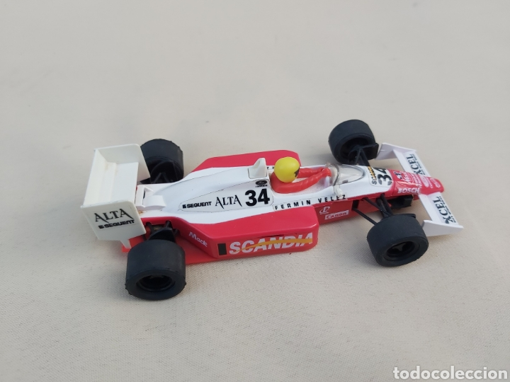 Scalextric: Ford indy Scandia scalextric tyco - Foto 3 - 222161300