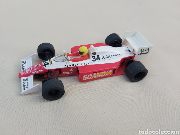 FORD INDY SCANDIA SCALEXTRIC TYCO (Juguetes - Slot Cars - Scalextric Tyco)