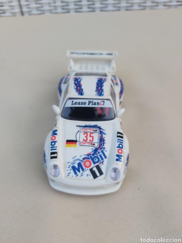 Scalextric: Porsche 911 lease plan mobil 1 scalextric tyco - Foto 2 - 222164528