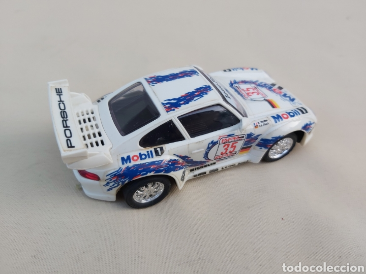 Scalextric: Porsche 911 lease plan mobil 1 scalextric tyco - Foto 3 - 222164528