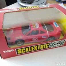 Scalextric: SCALEXTRIC FERRARI F-40 CLUB SCALEXTRIC TYCO. Lote 222225293