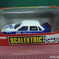 "Scalextric: COCHE SCALEXTRIC VOLVO 850T ""RYDELL"",FABRICADO POR TYCO.. Lote 222433708"