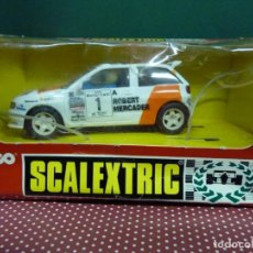 Scalextric: COCHE SCALEXTRIC SEAT IBIZA NO.8390.09 FABRICADO POR TYCO,FUNCIONA,CON CAJA. Lote 222449676