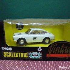 Scalextric: COCHE SCALEXTRIC SEAT 850 COUPE NO.8388.09 FABRICADO POR TYCO EN SU EDICIÓN VINTAGE. Lote 222450190