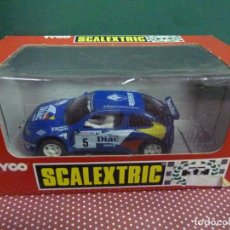 Scalextric: COCHE SCALEXTRIC RENAULT MEGANE DIAC NO.8329.09,FABRICADO POR TYCO. Lote 222451101