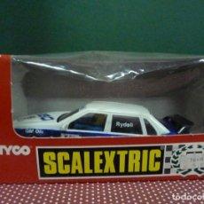 "Scalextric: COCHE SCALEXTRIC VOLVO 850T ""RYDELL"" NO.8391.09,FABRICADO POR TYCO. Lote 222563651"