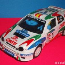 Scalextric: TOYOTA COROLLA WRC CARLOS SAINZ. SCALEXTRIC. Lote 222709523