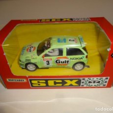 Scalextric: SCALEXTRIC. SEAT IBIZA GULF. REF. 83190. Lote 224237733