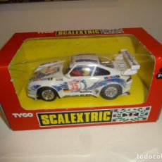 Scalextric: SCALEXTRIC. PORSCHE 911 GT3 1996. LE MANS. REF. 8331. Lote 224410156