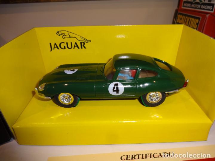 Scalextric: Scalextric. Jaguar E Vintage. Ref. 8371 - Foto 3 - 224755486