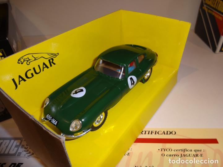 Scalextric: Scalextric. Jaguar E Vintage. Ref. 8371 - Foto 4 - 224755486