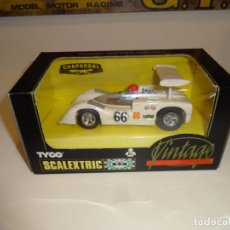 Scalextric: SCALEXTRIC. CHAPARRAL VINTAGE. REF. 8339. Lote 224755993