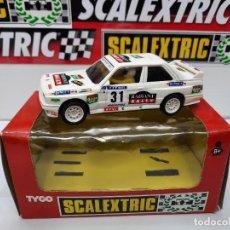 Scalextric: BMW M3 RADIANT (J.BASSAS - A. RODRIGUEZ ) #31 SCALEXTRIC. Lote 225756866