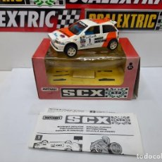 Scalextric: IBIZA KIT CAR ( ROBERT MERCADER) #1 SCALEXTRIC. Lote 225765891