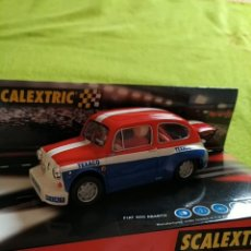 Scalextric: FIAT 600 ABARTH SCALEXTRIC. Lote 228322830