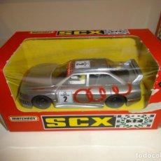 Scalextric: SCALEXTRIC. AUDI 90 DUNLOP. REF. 83960. Lote 228785340