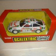 Scalextric: SCALEXTRIC. TOYOTA CELICA CASTROL. REF. 8373. Lote 233913765