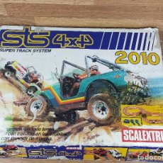 Scalextric: STS 4X4 SCALEXTRIC. Lote 235487290