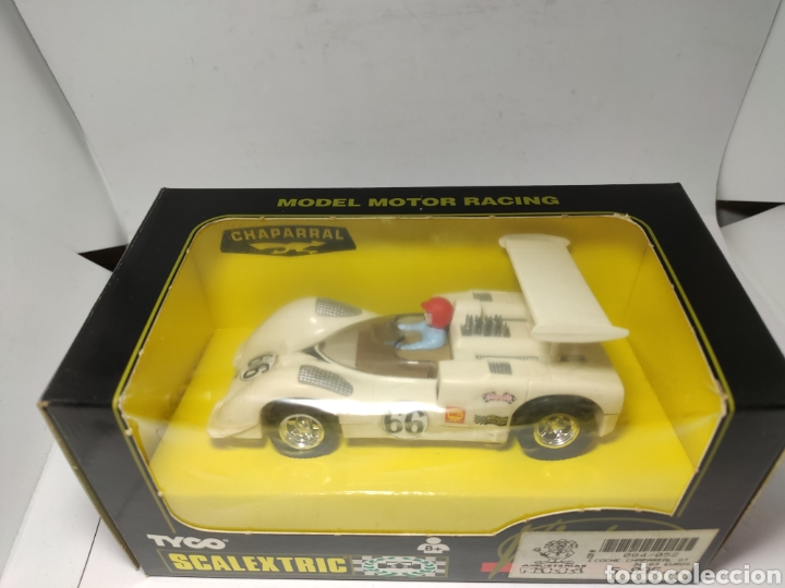 Scalextric: SCALEXTRIC CHAPARRAL GT VINTAGE TYCO REF. 8339.09 - Foto 2 - 239895075
