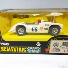 Scalextric: SCALEXTRIC CHAPARRAL GT VINTAGE TYCO REF. 8339.09. Lote 239895075