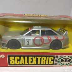 Scalextric: SCALEXTRIC AUDI 90 DUNLOP TYCO REF. 8396.09. Lote 240928745