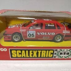 Scalextric: SCALEXTRIC VOLVO 850T TYCO REF. 8392.09. Lote 241291550