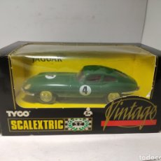 Scalextric: SCALEXTRIC JAGUAR E VINTAGE TYCO REF. 8371. Lote 241984585
