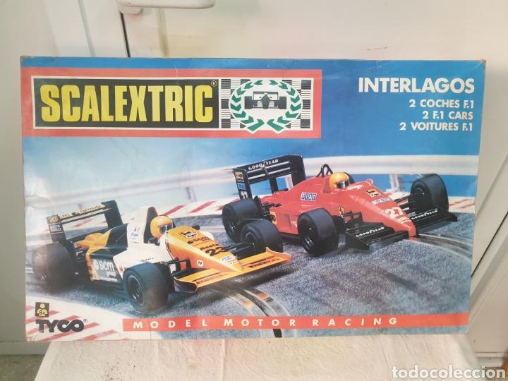 Scalextric: Scalextric Interlagos - Foto 5 - 242039075