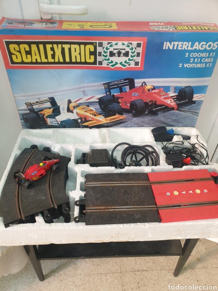 SCALEXTRIC INTERLAGOS (Juguetes - Slot Cars - Scalextric Tyco)