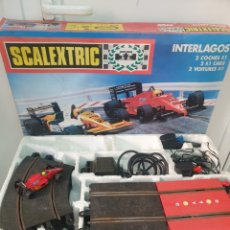 Scalextric: SCALEXTRIC INTERLAGOS. Lote 242039075