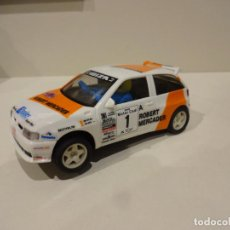 Scalextric: SCALEXTRIC. SEAT IBIZA KIT CAR. MERCADER. Lote 242197620