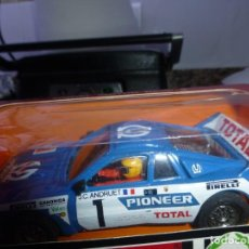Scalextric: LANCIA 037 PIONEER DE TYCO. Lote 243484175
