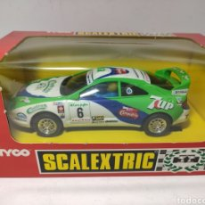Scalextric: SCALEXTRIC TOYOTA CELICA 7 UP TYCO REF. 8356.09 SEVEN UP. Lote 244965155