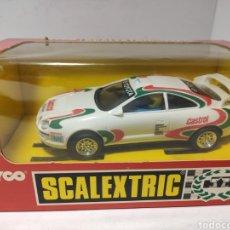 Scalextric: SCALEXTRIC TOYOTA CELICA CASTROL 96 TYCO REF. 8393.09. Lote 244966255