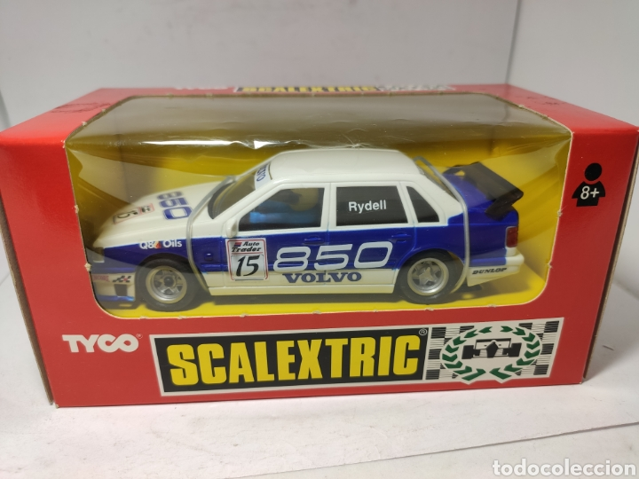 SCALEXTRIC VOLVO 850T RYDELL REF. 8391.09 TYCO (Juguetes - Slot Cars - Scalextric Tyco)